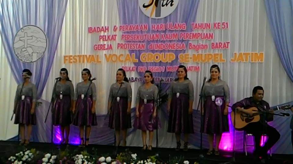 Vocal Group Pelkat PKP In Action